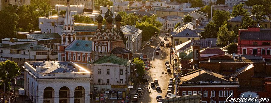 Старая Таганка - сердце купеческой Москвы